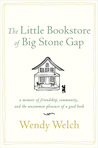 The Little Bookstore of Big Stone Gap by Wendy Welch