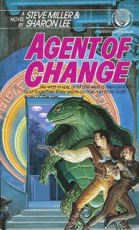 Agent of Change by Sharon Lee