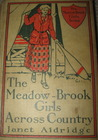 The Meadow-Brook Girls Across Country