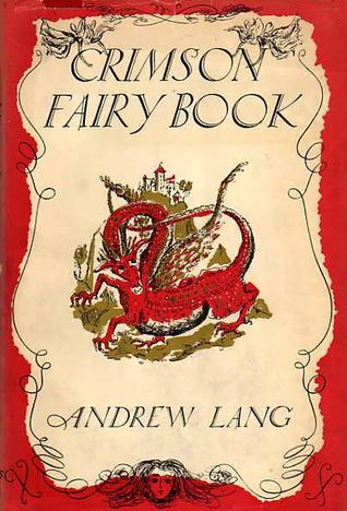 Crimson Fairy Book by Andrew Lang
