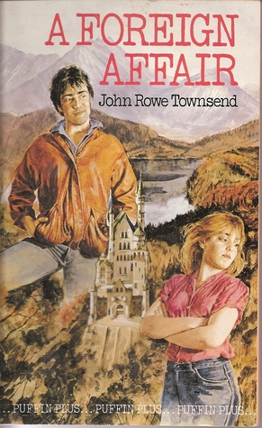 Foreign Affair by John Rowe Townsend