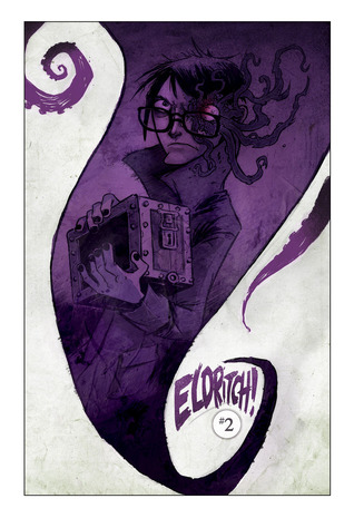 A Hiss from the Cradle (Eldritch!, #2)