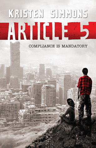 Read online Article 5 (Article 5 #1) PDF by Kristen Simmons
