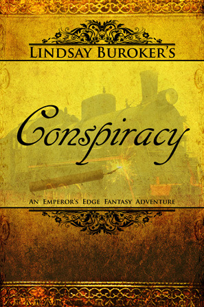 Conspiracy (The Emperor's Edge, #4)
