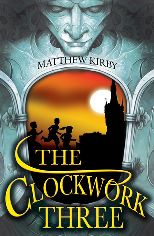 The Clockwork Three.