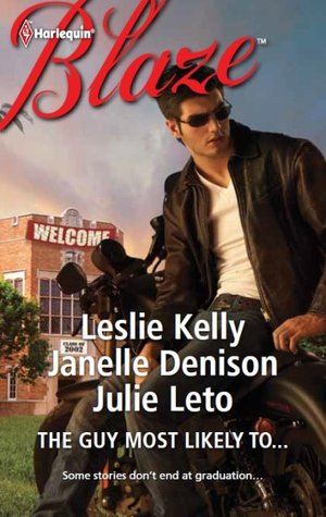 The Guy Most Likely To... by Leslie Kelly