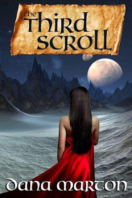 The Third Scroll (Hardstorm Saga, #1)