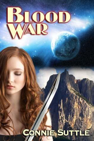 Blood War (Blood Destiny #8) - Connie Suttle