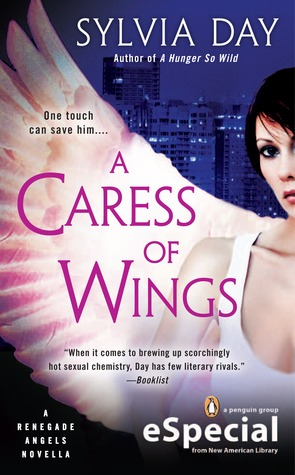 A Caress of Wings by Sylvia Day