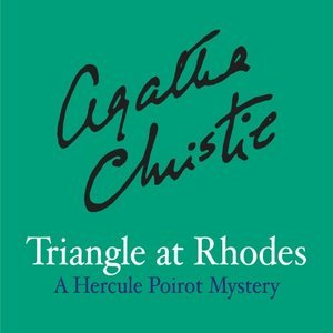 The Triangle at Rhodes by Agatha Christie