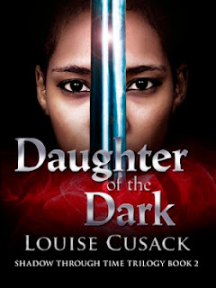 Daughter of the Dark (Shadow Through Time, #2)