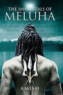 The Immortals of Meluha by Amish Tripathi
