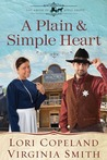 A Plain & Simple Heart (The Amish of Apple Grove #2)