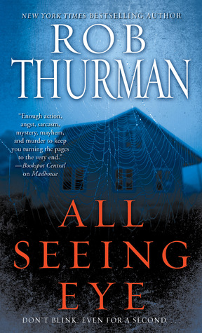 All Seeing Eye by Rob Thurman