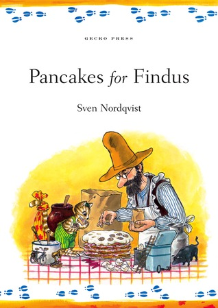 Pancakes for Findus by Sven Nordqvist