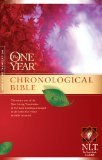 The One Year Chronological Bible NLT by Anonymous