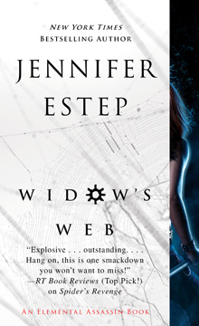 13260130 Smash reviews Widows Web by Jennifer Estep
