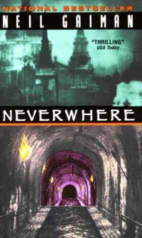 Image of Neil Gaiman's book Neverwhere for Review