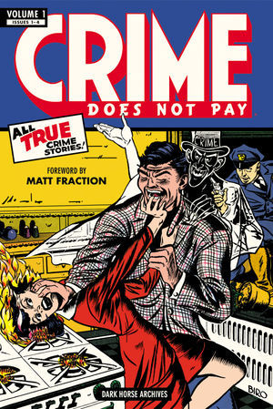 Crime Does Not Pay Archives, Vol. 1