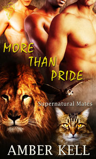 More than Pride (Supernatural Mates #6)