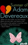 Summer of Adam Devereaux by Alaska Everfall