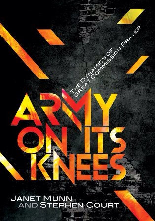 Army on it's knees