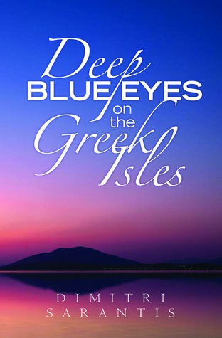 Deep blue eyes on the Greek Isles by Dimitri Sarantis