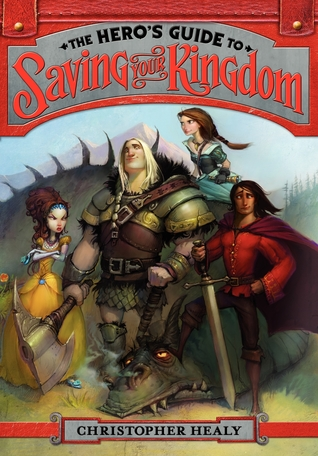 Book Review: The Hero's Guide to Saving Your Kingdom