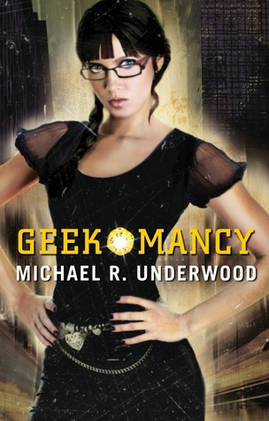 Geekomancy (Ree Reyes, #1)