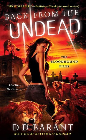 Back from the Undead by D.D. Barant