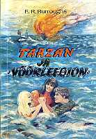 Tarzan ja ''võõrleegion'' by Edgar Rice Burroughs
