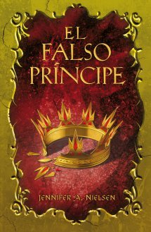 El falso príncipe (The Ascendance Trilogy, #1)