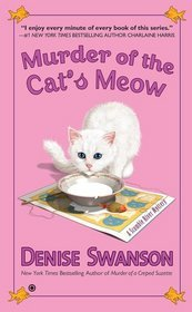 Murder of the Cats Meow A Scumble River Mystery 15