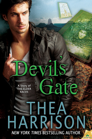 13606133 Bout of Books Mini Review: Devils Gate by Thea Harrison