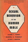 Sexual Behavior in the Human Male by Alfred Kinsey