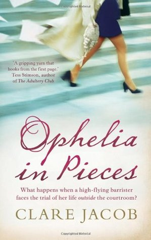 Ophelia in Pieces by Clare Jacob