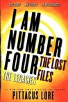 The Legacies (Lorien Legacies: The Lost Files, #1-3)
