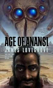Age of Anansi by James Lovegrove