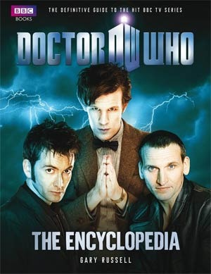 Doctor Who The Encyclopedia by Gary Russell