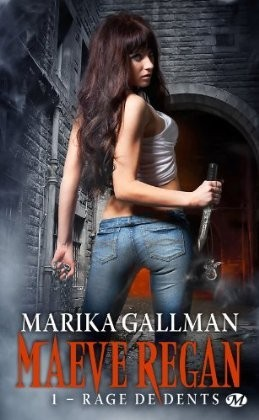 Rage de dents by Marika Gallman