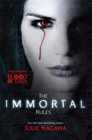 The Immortal Rules Blood of Eden 1