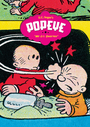 Popeye, Vol. 6 by E.C. Segar