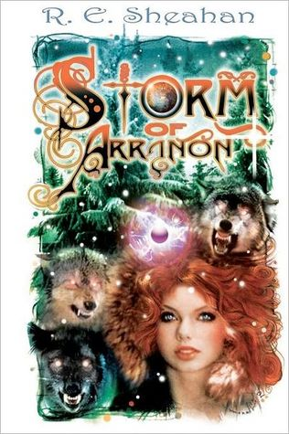 Storm of Arranon (Storm of Arranon, #1)