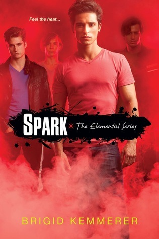 Spark by Brigid Kemmerer