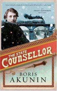 The State Counsellor by Boris Akunin