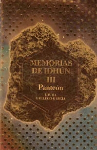 Panten (Memorias de Idhn, #3)
