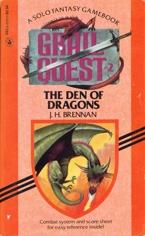 Den of Dragons by J.H. Brennan
