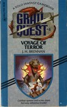 Voyage of Terror (Grail Quest, #4)