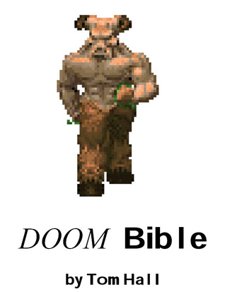 Doom Bible by Tom Hall