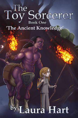 The Toy Sorcerer (Ancient Knowledge, #1)